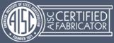 AISC Certified Steel Fabricator